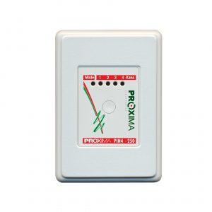 PIN4-HCS używany w sterowaniu radiowym