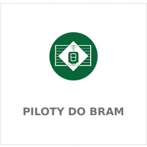 Piloty do bram