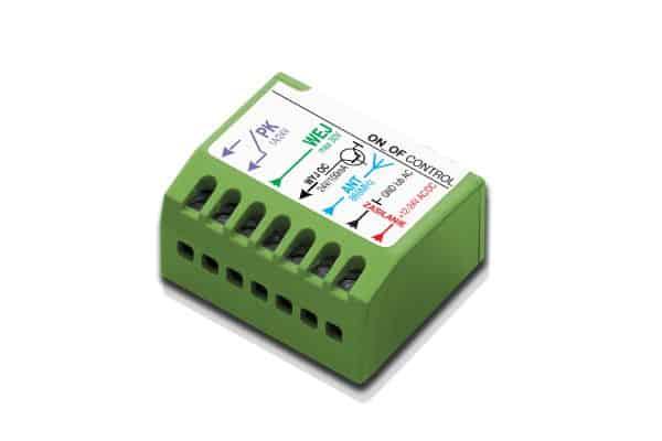 Sterownik On_Off Control z dwustronną komunikacją radiową