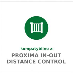 Proxima In-Out Distance Control