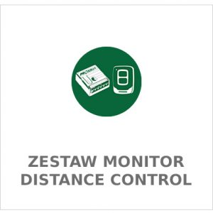 Zestaw Monitor Distance Control
