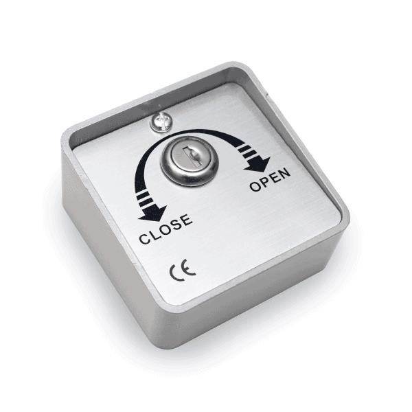 Przełącznik kluczykowy natynkowy