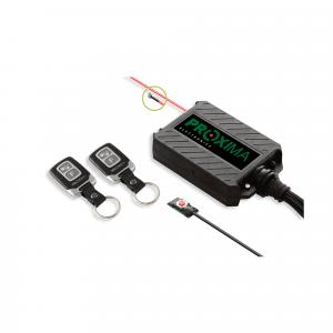 Autoalarm radiowy do montażu w pojazdach