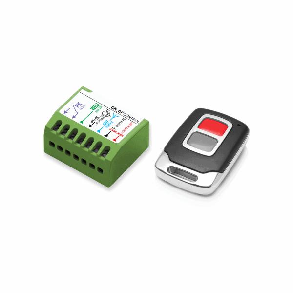 pilot radiowy system włączania/wyłączania urządzeń elektrycznych